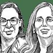 קרני קריגל ואביגיל פרדמן / איור: גיל ג'יבלי