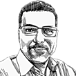נאיל זועבי / איור: גיל ג'יבלי