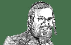 מנחם אייכלר / איור: גיל ג'יבלי