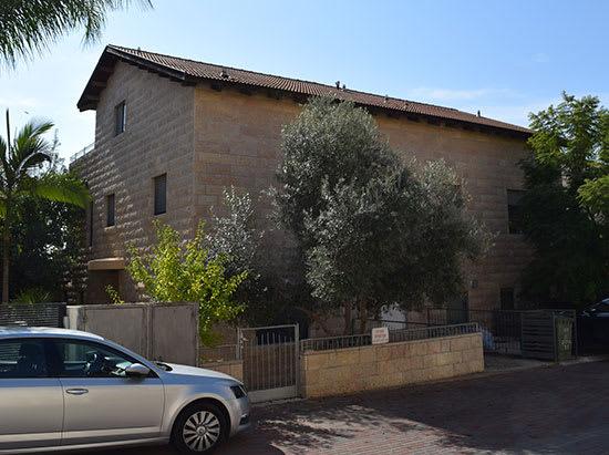 רחוב כרכום 48, צור הדסה / צילום: בר - אל