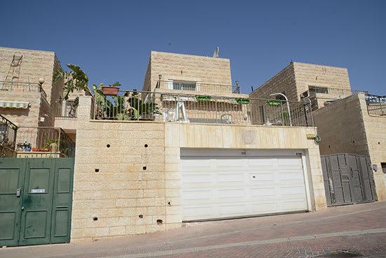 רחוב איתן לבני 6, ירושלים / צילום: איל יצהר