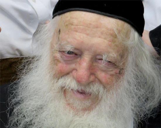 הרב קנייבסקי. נחשב למתון, אך הורה להתעלם מההנחיות / צילום: ויקימדיה