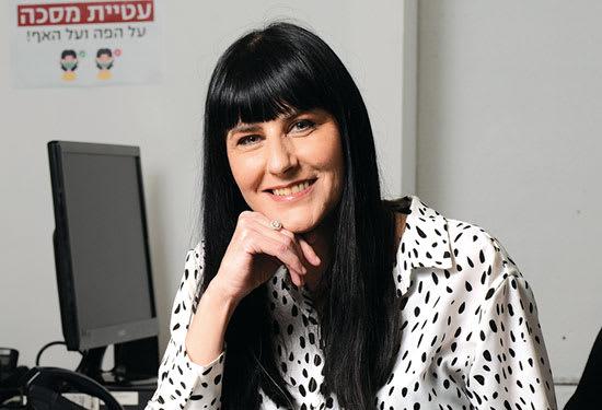 הילה אלרואי, חדשות 13 / צילום: איל יצהר