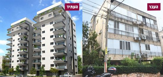 """רחוב י""""א באדר 15, רמת גן / צילום: איל יצהר"""