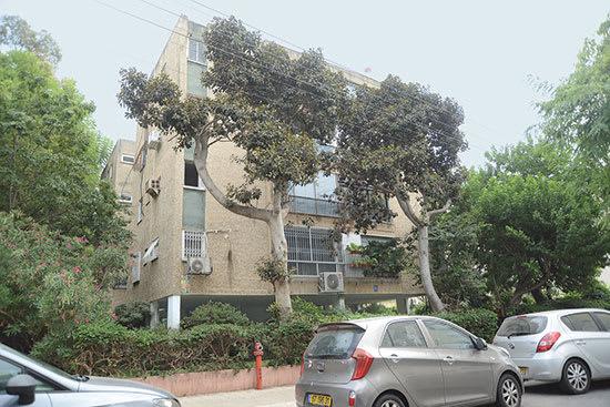 רחוב אלתרמן 16, תל אביב / צילום: איל יצהר
