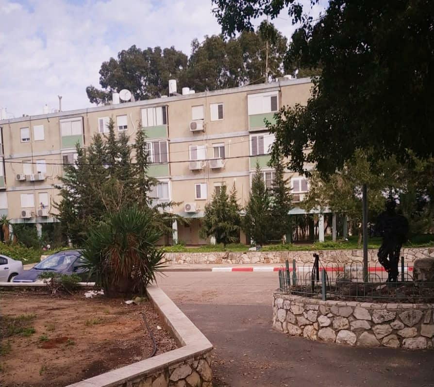 שכונה לקראת התחדשות עירונית בבנימינה / צילום: דוברות מועצת בנימינה