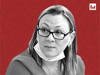 יוליה מלינובסקי, ישראל ביתנו / צילום: דוברות הכנסת עדינה ולמן