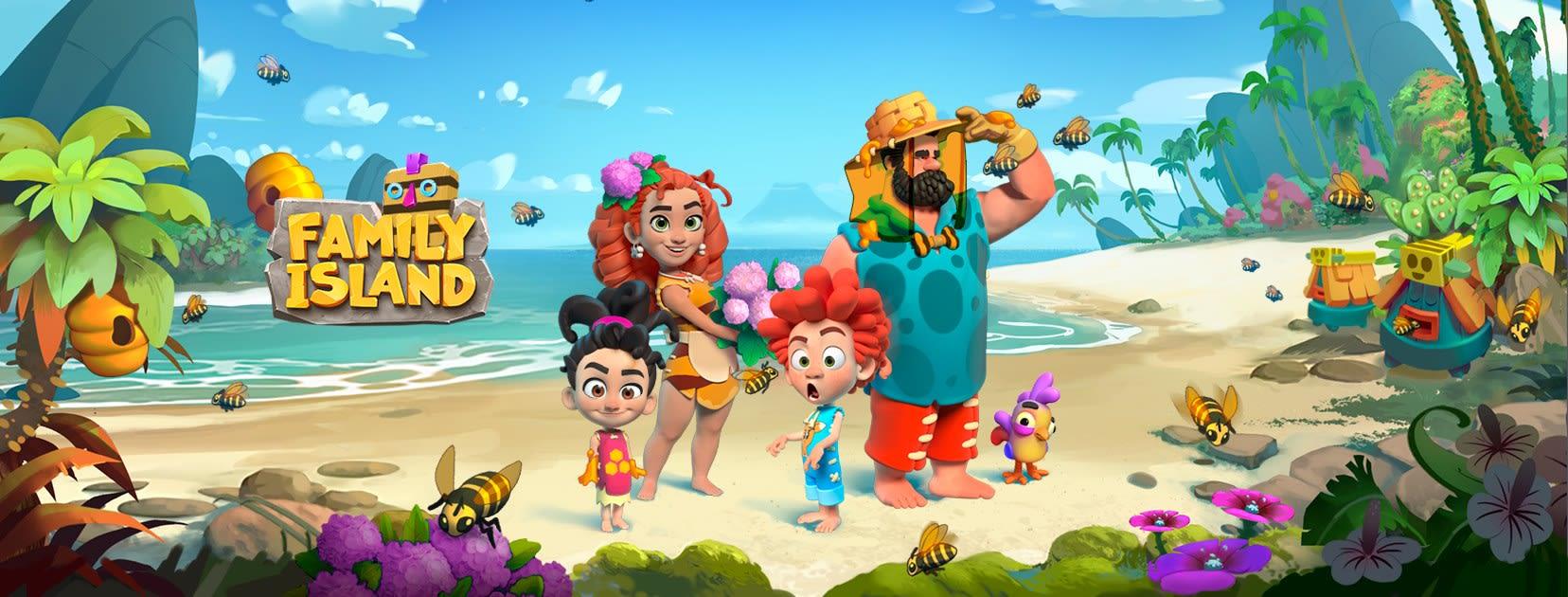 המשחק של מלספוט - Family Island / צילום: יחצ