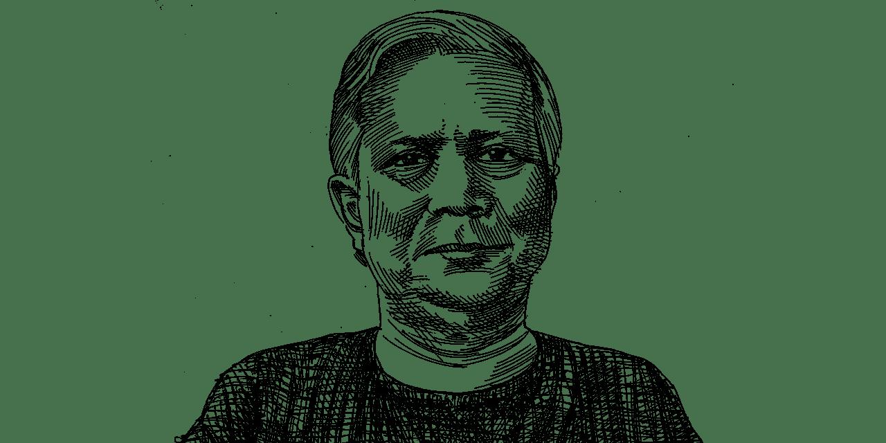 פרופסור מוחמד יונוס / איור: גיל ג'יבלי