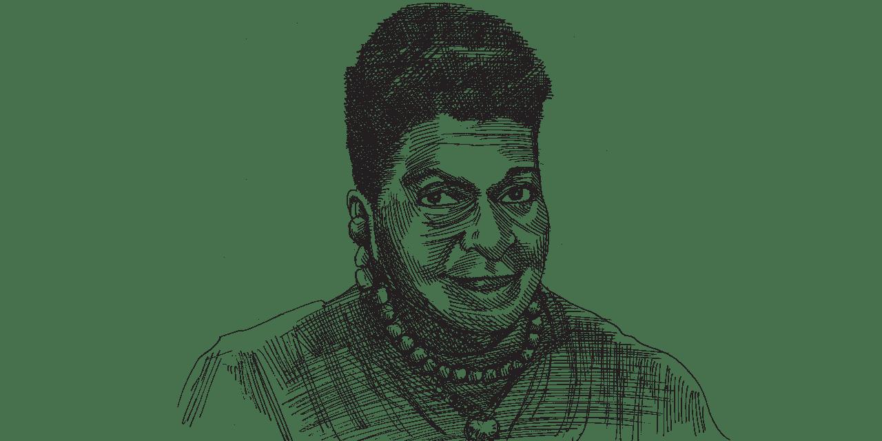 מארווה קולינס / איור: גיל ג'יבלי