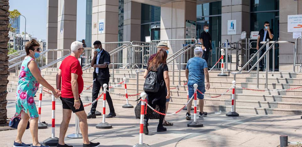 אבטלה - מובטלים - אוירת קורונה / צילום: כדיה לוי