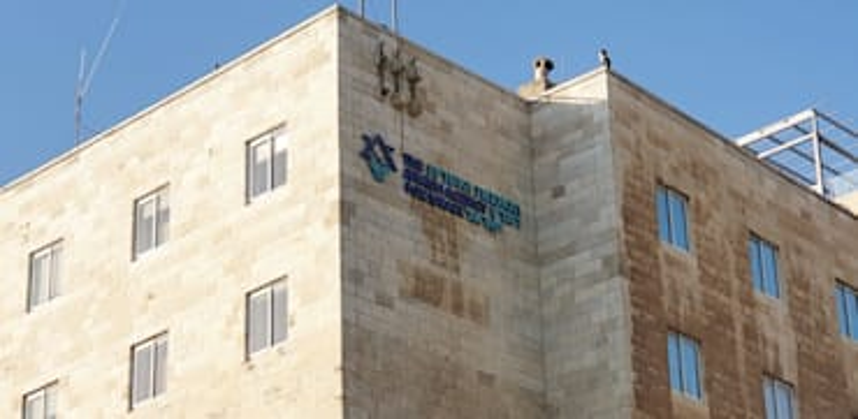 בניין הסוכנות היהודית ירושלים / צילום: בר - אל