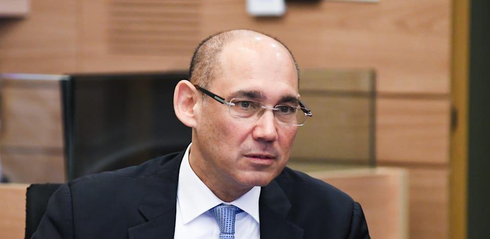 נגיד בנק ישראל אמיר ירון. חשש מחנק האשראי התבדה מהר / צילום: רפי קוץ