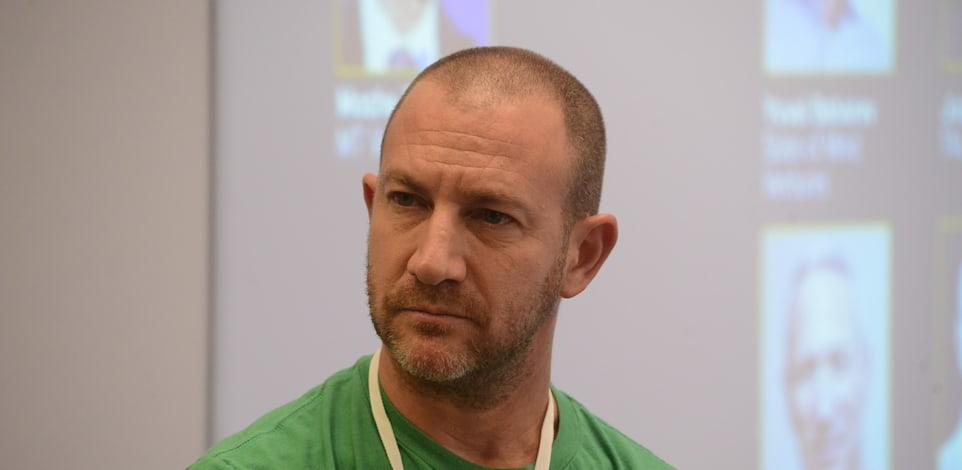 """אסף וונד, מנכ""""ל היפו / צילום: איל יצהר"""