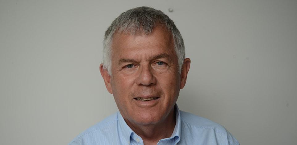 גיורא שחם, מנהל רשות המים ויו''ר מועצת רשות המים / צילום: איל יצהר