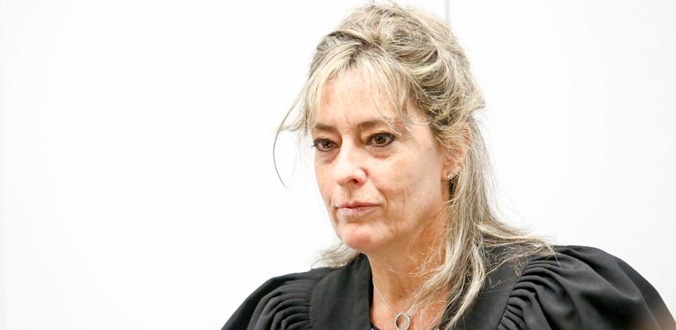 השופטת חנה פלינר. היעדר תום לב / צילום: שלומי יוסף