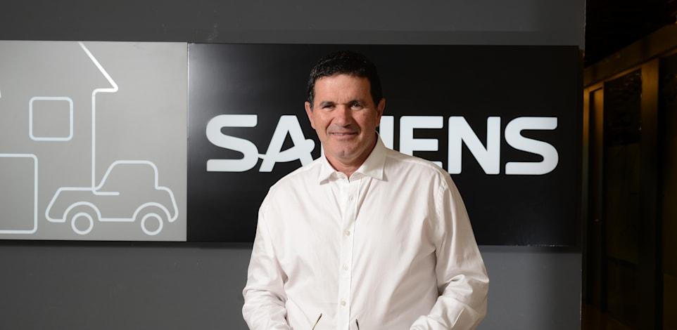 """רוני על דור - מנכ""""ל סאפיינס SAPIENS / צילום: איל יצהר"""