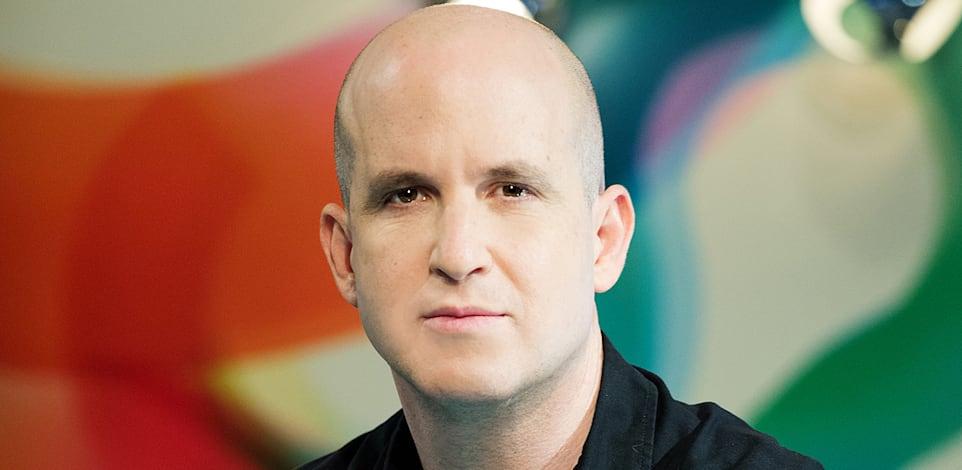 אלדד קובלנץ, מנכ''ל תאגיד השידור הציבורי / צילום: איה אפרים