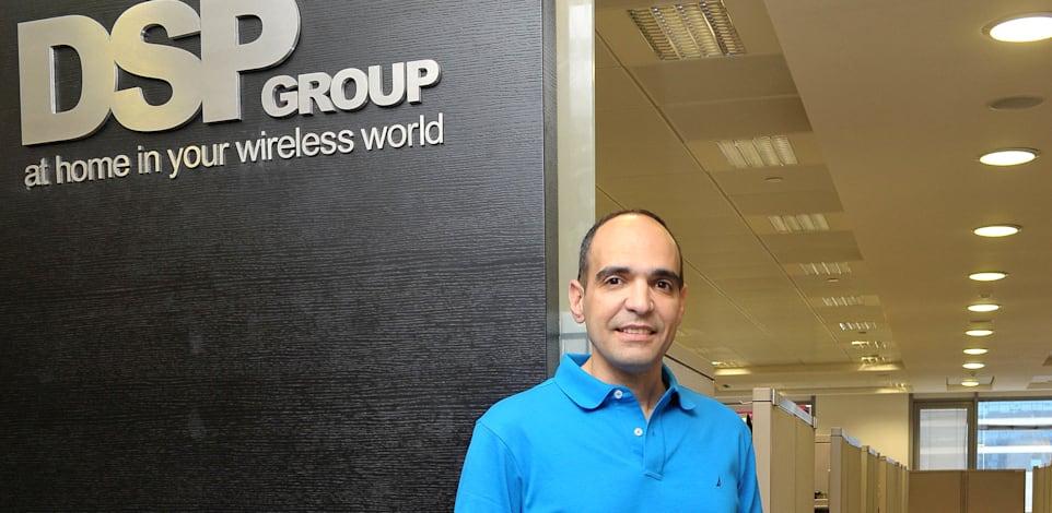 מנכ''ל DSPG, עופר אליקים. תגמולים בגובה 6.5 מיליון דולר כ''מצנח זהב'' / צילום: תמר מצפי