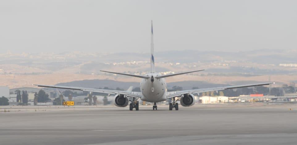 """נתב""""ג  - נמל תעופה בן גוריון / צילום: איל יצהר"""