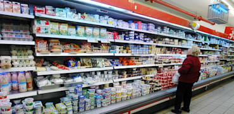 קניות בסופרמרקט / צילום: תמר מצפי