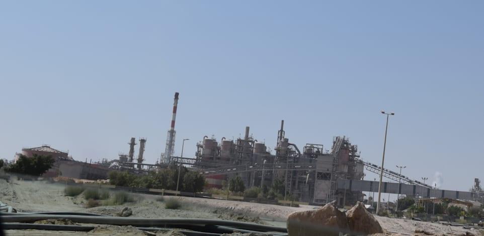 מפעלי ים המלח / צילום: בר - אל