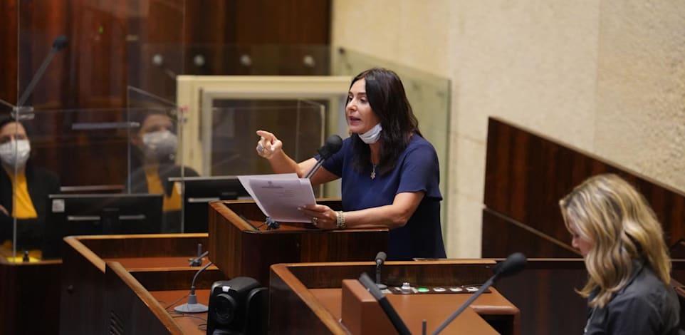 מירי רגב - שרת התחבורה / צילום: דוברות הכנסת