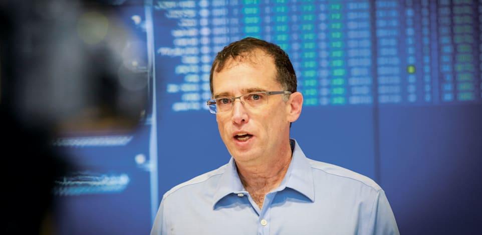 """רן גוראון, מנכ""""ל בזק בינלאומי, פלאפון ויס / צילום: שלומי יוסף"""