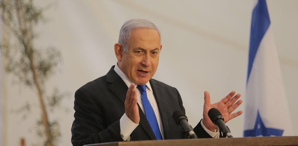 ראש הממשלה בנימין נתניהו / צילום: אלכס קולומויסקי-ידיעות אחרונות