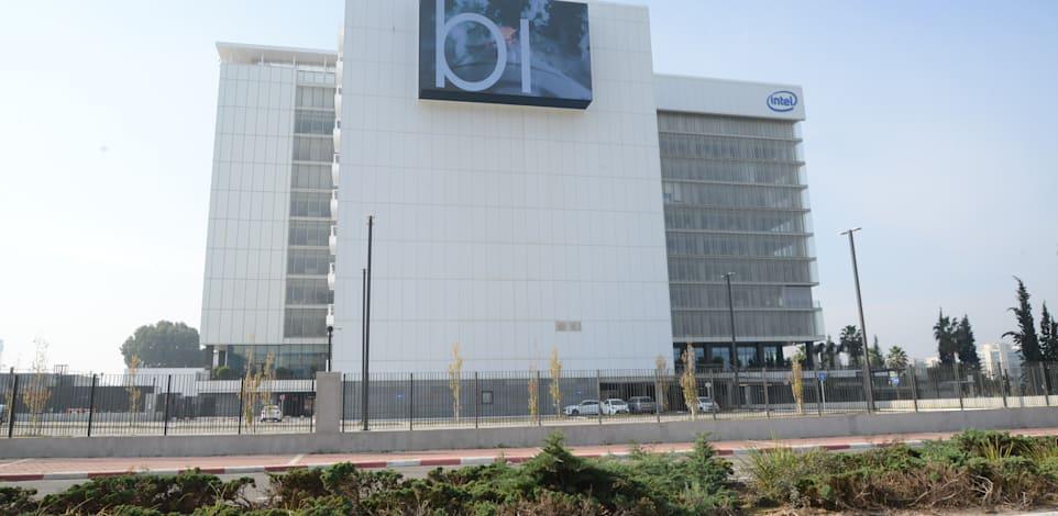בנין חברת אינטל פתח תקוה / צילום: איל יצהר