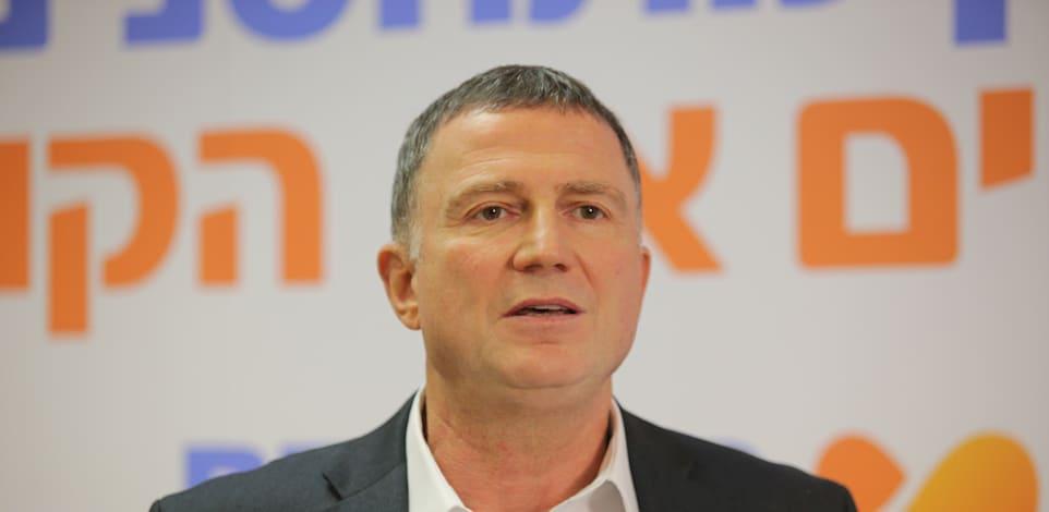 שר הבריאות יולי אדלשטיין / צילום: אלכס קולומויסקי-ידיעות אחרונות
