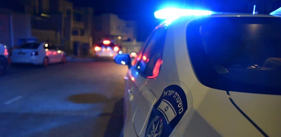 ניידת משטרה / צילום: דוברות משטרת ישראל