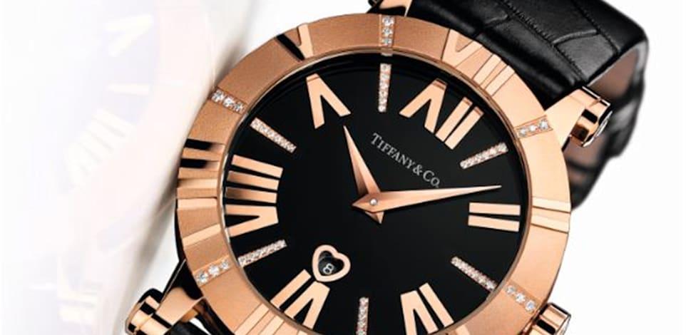שעון יוקרתי של טיפאני / צילום: דן לב