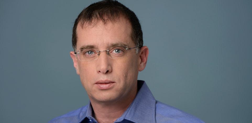 רן גוראון, מנכ''ל קבוצת אלפא, המאגדת את פלאפון, בזק בינלאומי ו-yes / צילום: יונתן בלום