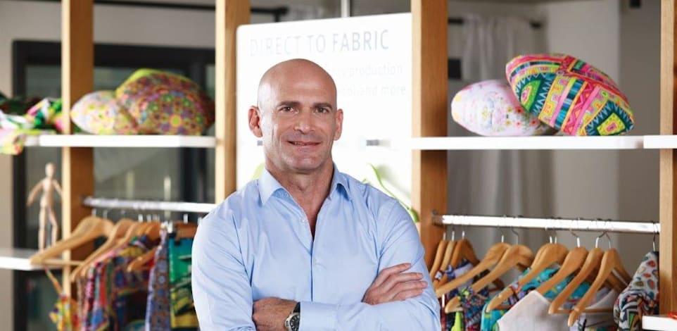 """רונן סמואל, מנכ""""ל קורונית דיגיטל / צילום: כפיר זיו"""