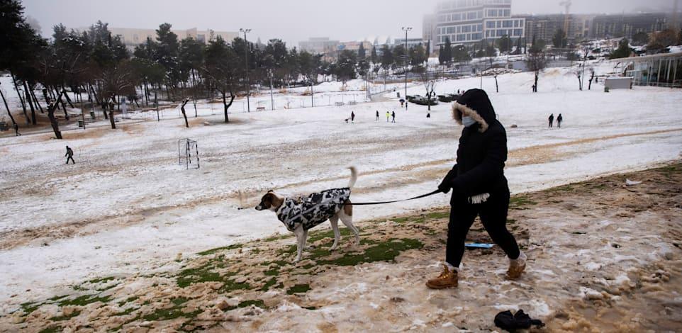 חורף בסימן משבר האקלים