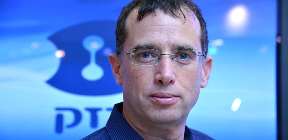 רן גוראון, מנכ''ל פלאפון, yes ובזק בינלאומי / צילום: תמר מצפי