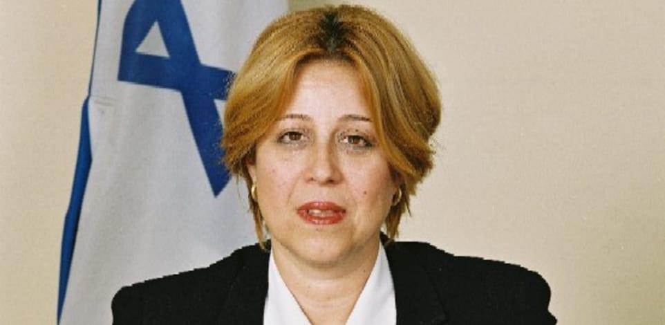 ורדה וירט ליבנה שופטת / צילום: הנהלת בתי המשפט
