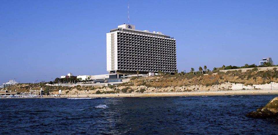 מלון הילטון בת''א / צילום: אייל פישר