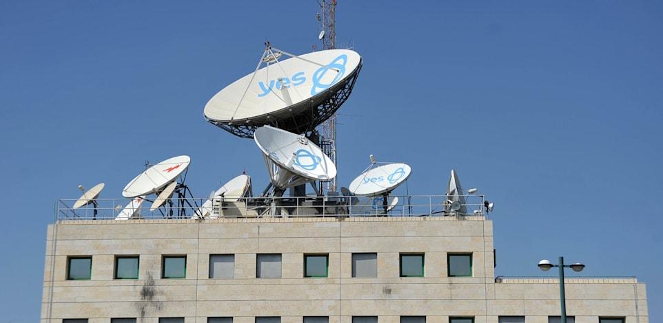 מרכז השידור של חברת יס yes / צילום: תמר מצפי