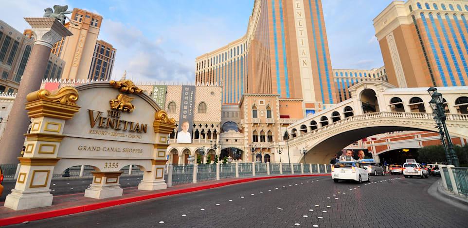 מלון Venetian בלאס וגאס / צילום: Shutterstock, OLOS