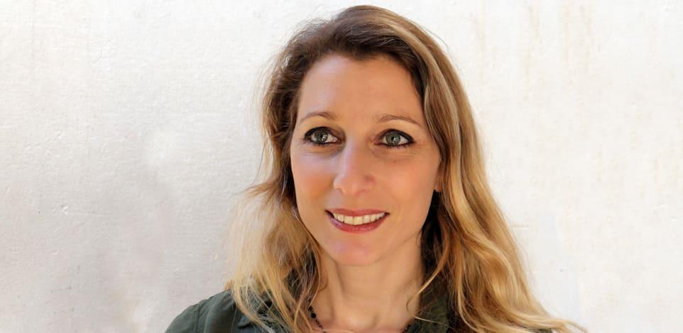"""ד""""ר שמרית פרקול-פינקל - מנכ""""לית אקונקריט  ECOncrete / צילום: יח""""צ"""