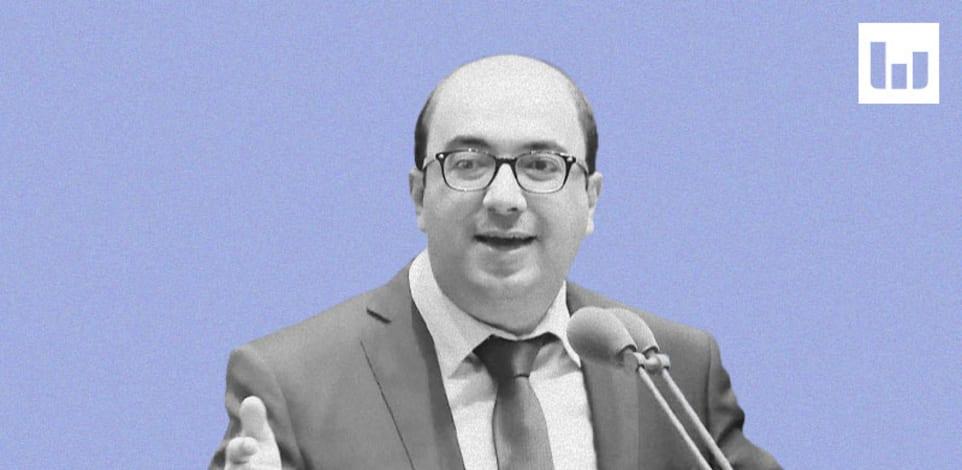 סמי אבו שחאדה / צילום: דוברות הכנסת