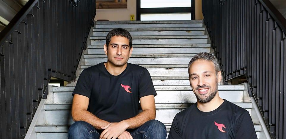 מייסדי של טאלון, אוהד בוברוב ועופר בן-נון / צילום: שלומי יוסף