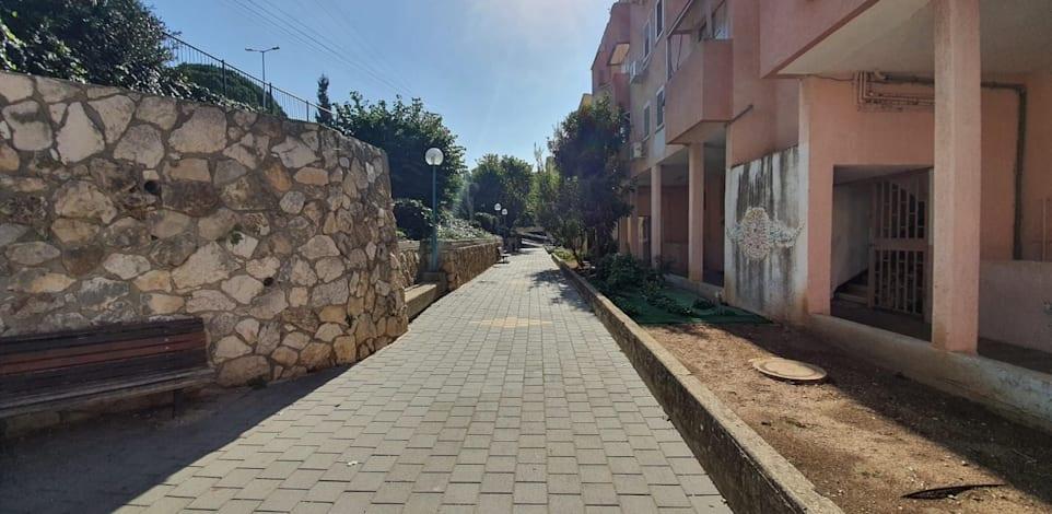 רחוב לוי אשכול, מעלות / צילום: גדי לומלסקי