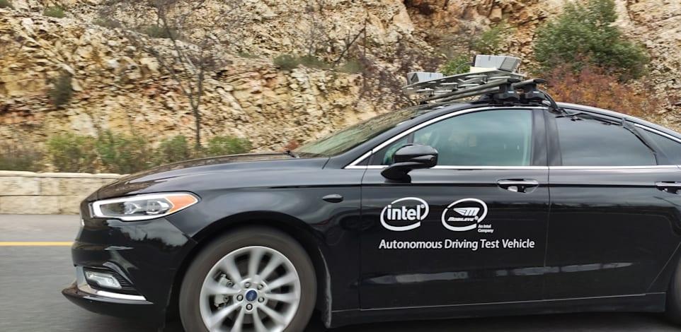 הרכב של מובילאיי ואינטל. היעד הבא: רכב אוטונומי בסין / צילום: Shutterstock