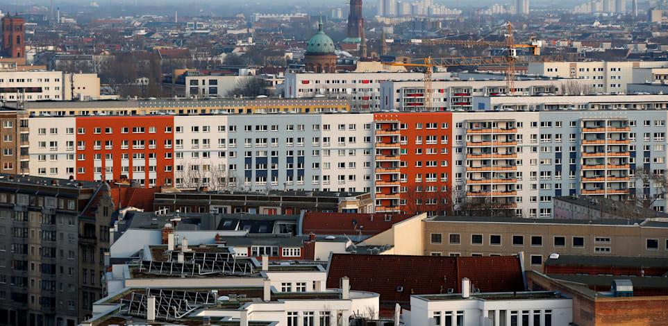 שכונת קרויצברג בברלין. החברות הגדולות הודיעו כי יעלו את מחירי השכירות למקסימום / צילום: Reuters, Fabrizio Bensch