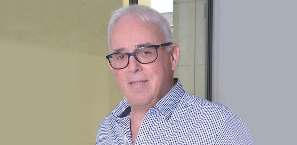 אדלרסברג שבתאי, נשיא ומנכ''ל אודיוקודס / צילום: תמר מצפי