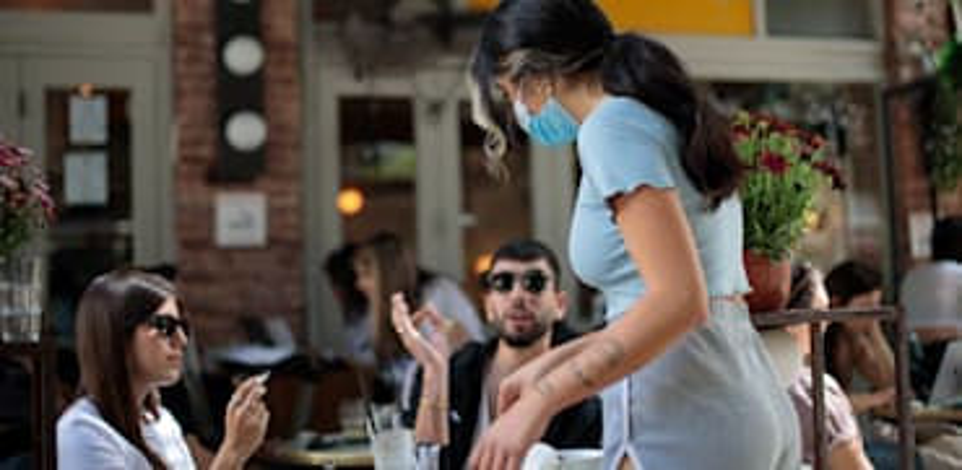 בית קפה בתל אביב / צילום: Shutterstock