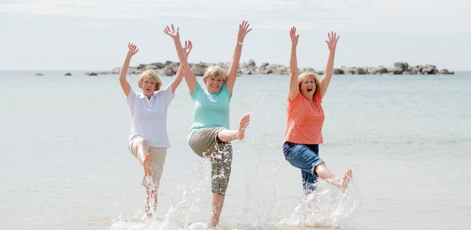 לתת לנשים את האפשרות לבחור מתי לפרוש / צילום: Shutterstock, Marcos Mesa Sam Wordley